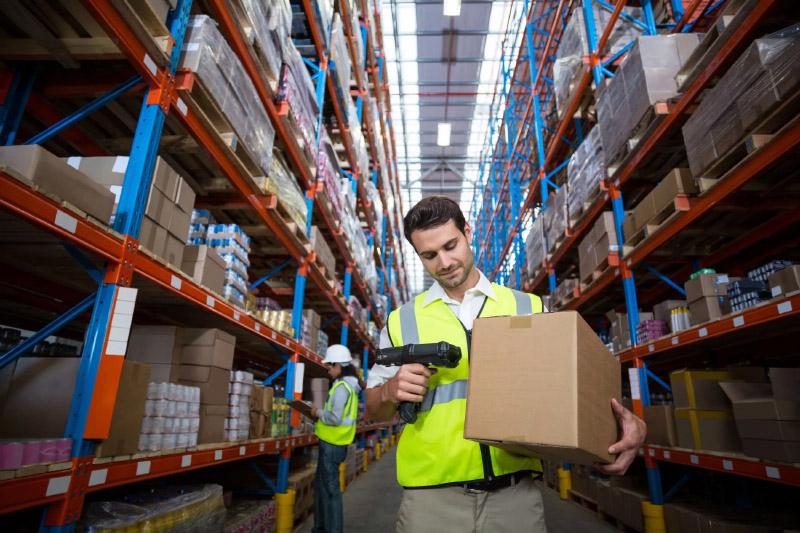 Инвентаризация и учёт на складе
